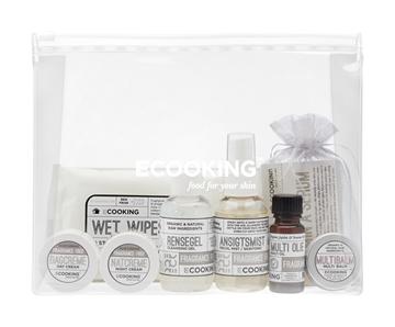 Ecooking Parfumefri Starterkit Med Rensegel