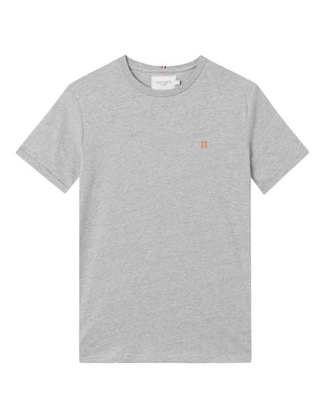 Les Deux Nørregaard t-shirt, 3232-grey mel, medium
