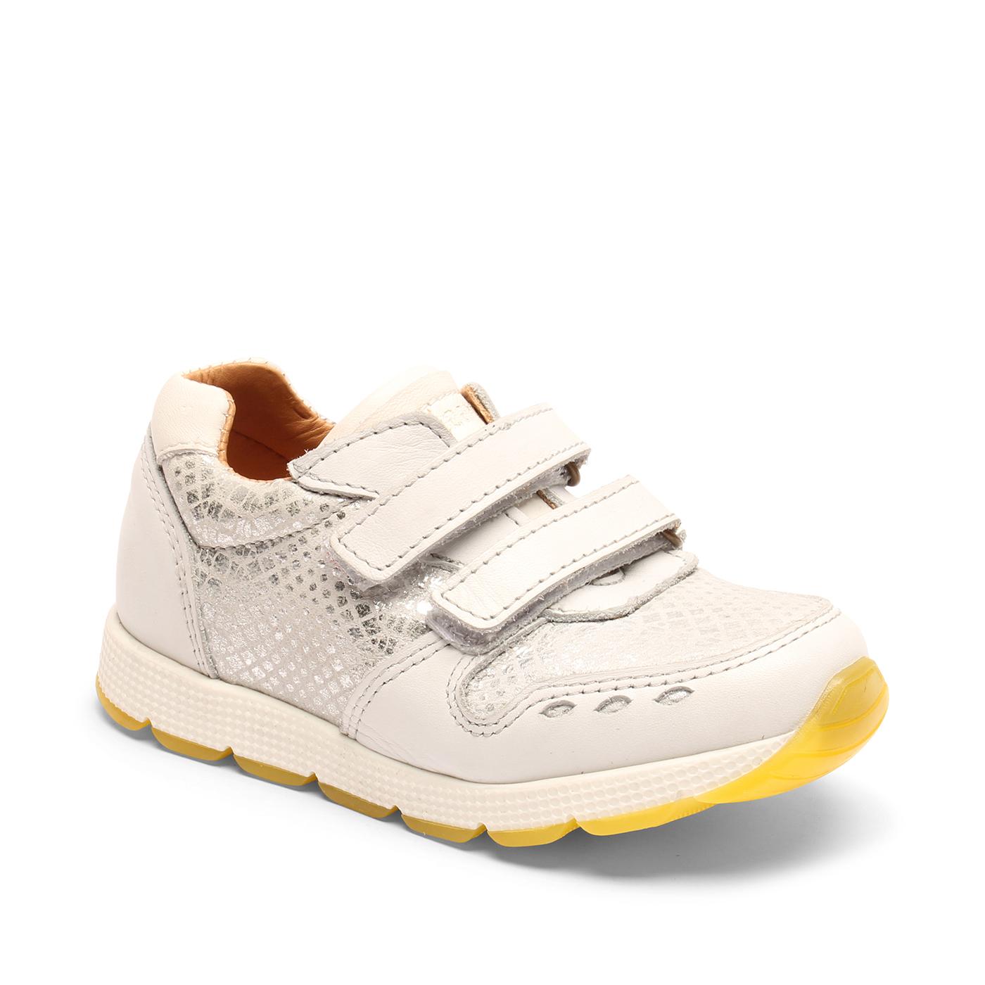 Bisgaard sneakers, sølv, 29