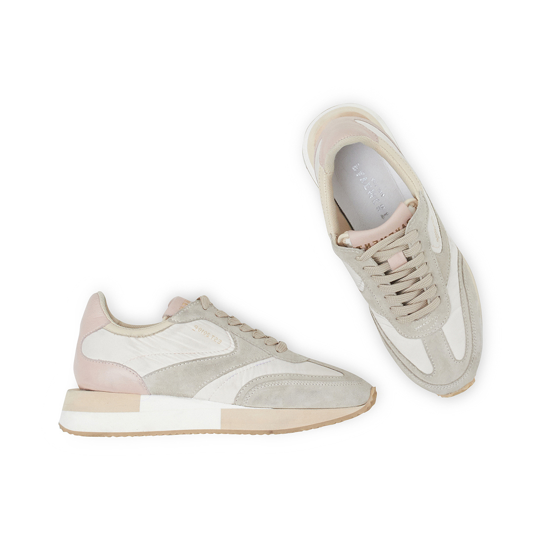 Pavement Ellie sneakers, vanilla, 41
