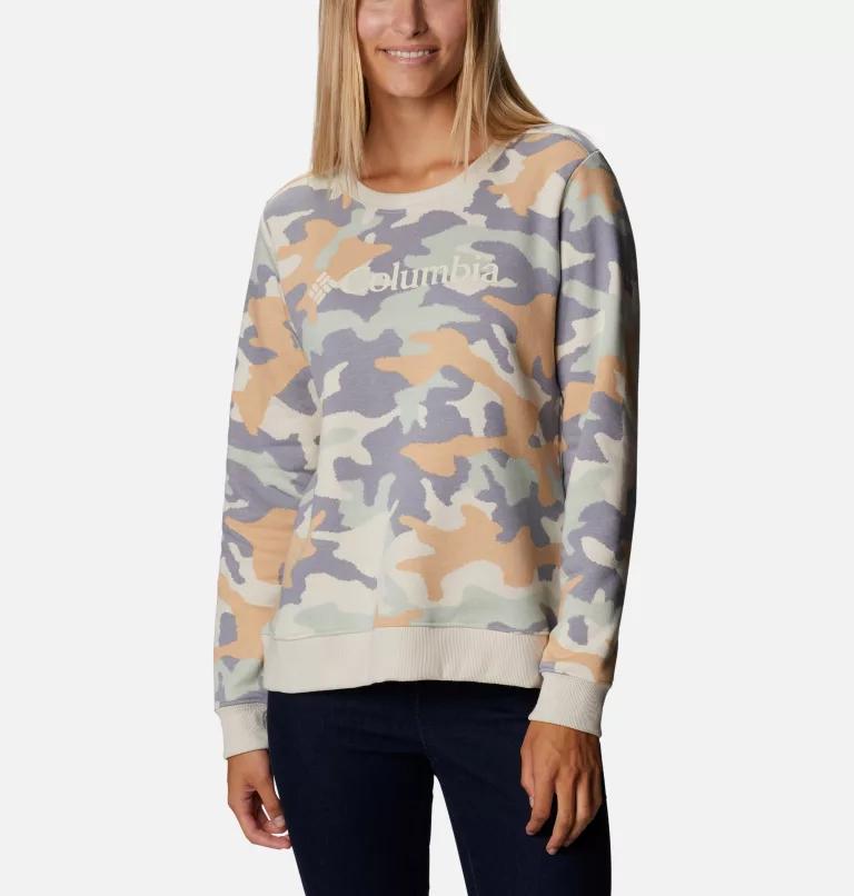 Columbia Logo™ Printed sweatshirt