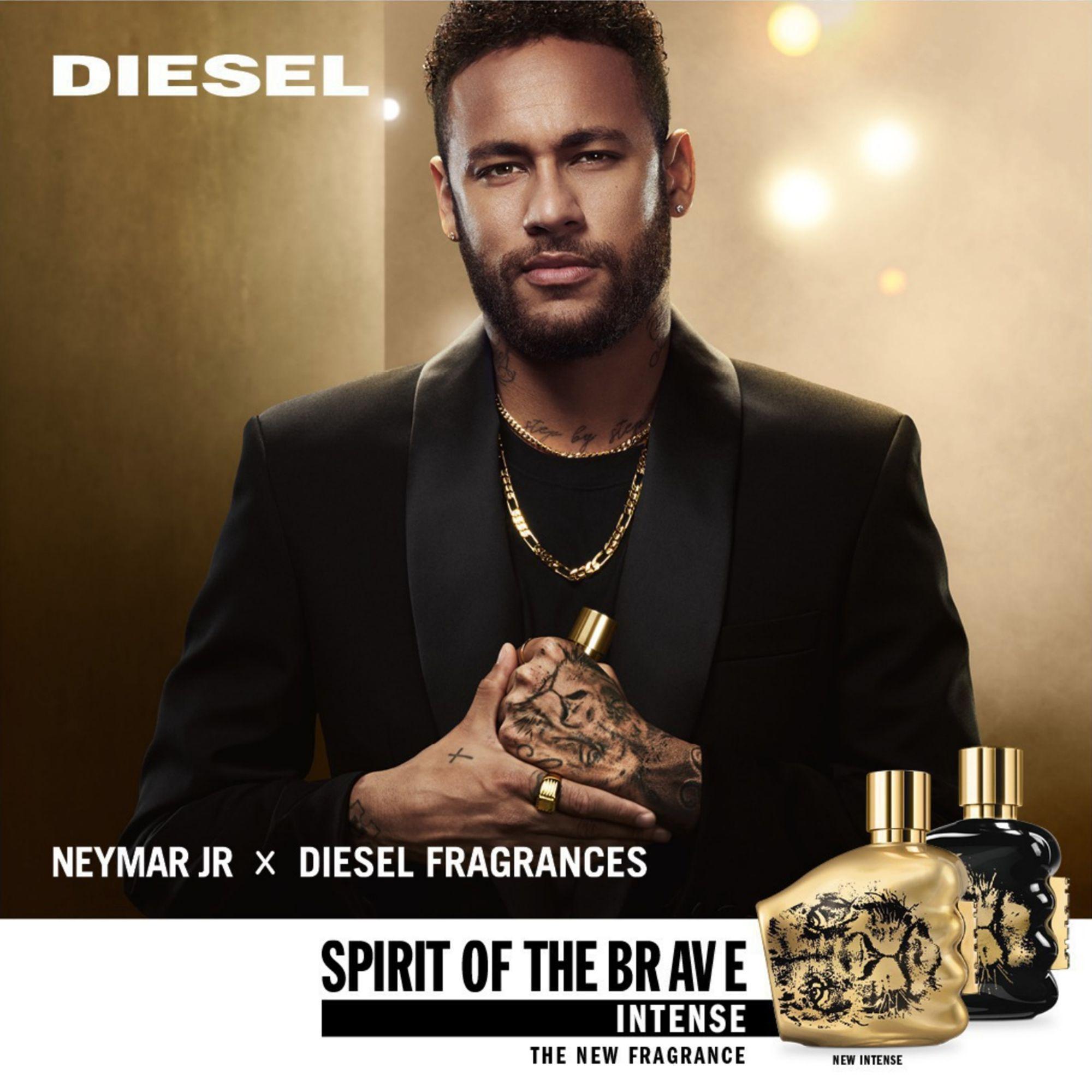Diesel Spirit Of The Brave Intense EDP, 50 ml