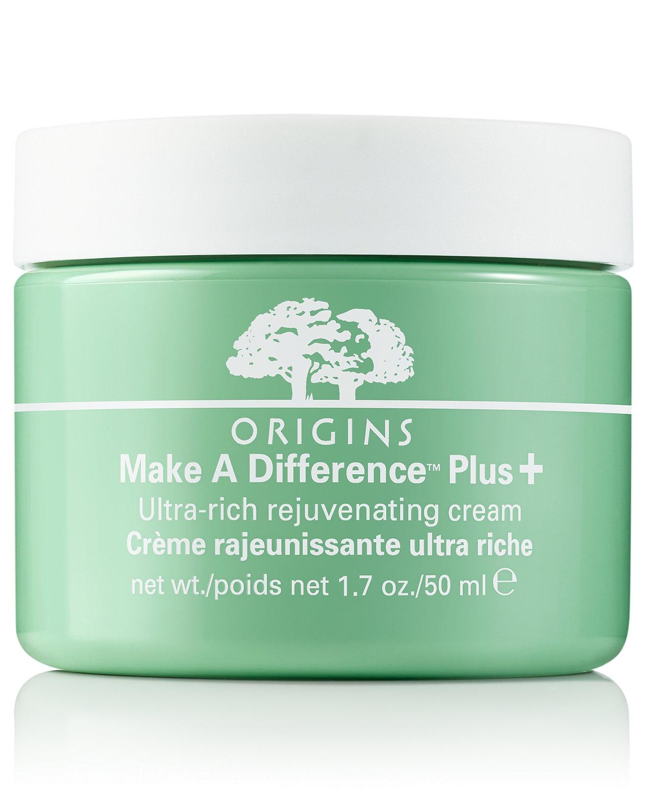 Origins Make A Difference Plus+ Ultra-Rich Rejuvenating Cream, 50 ml