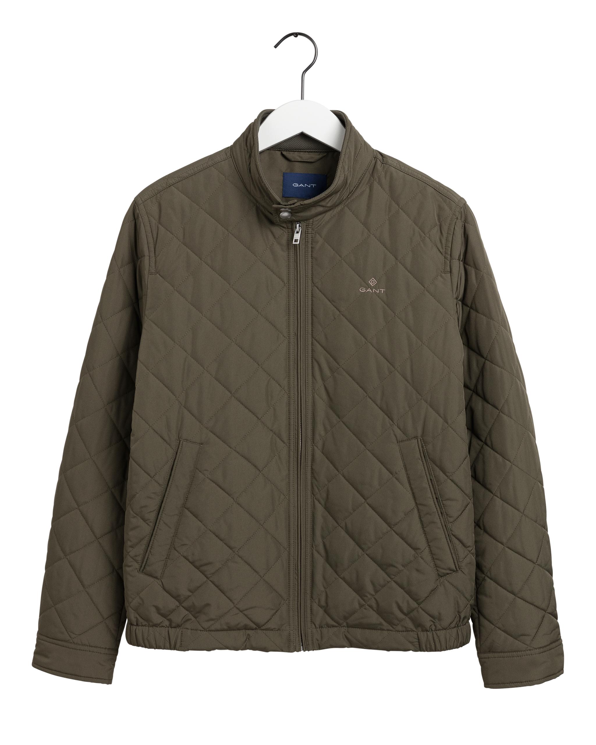 Gant Quiltet Windcheater jakke