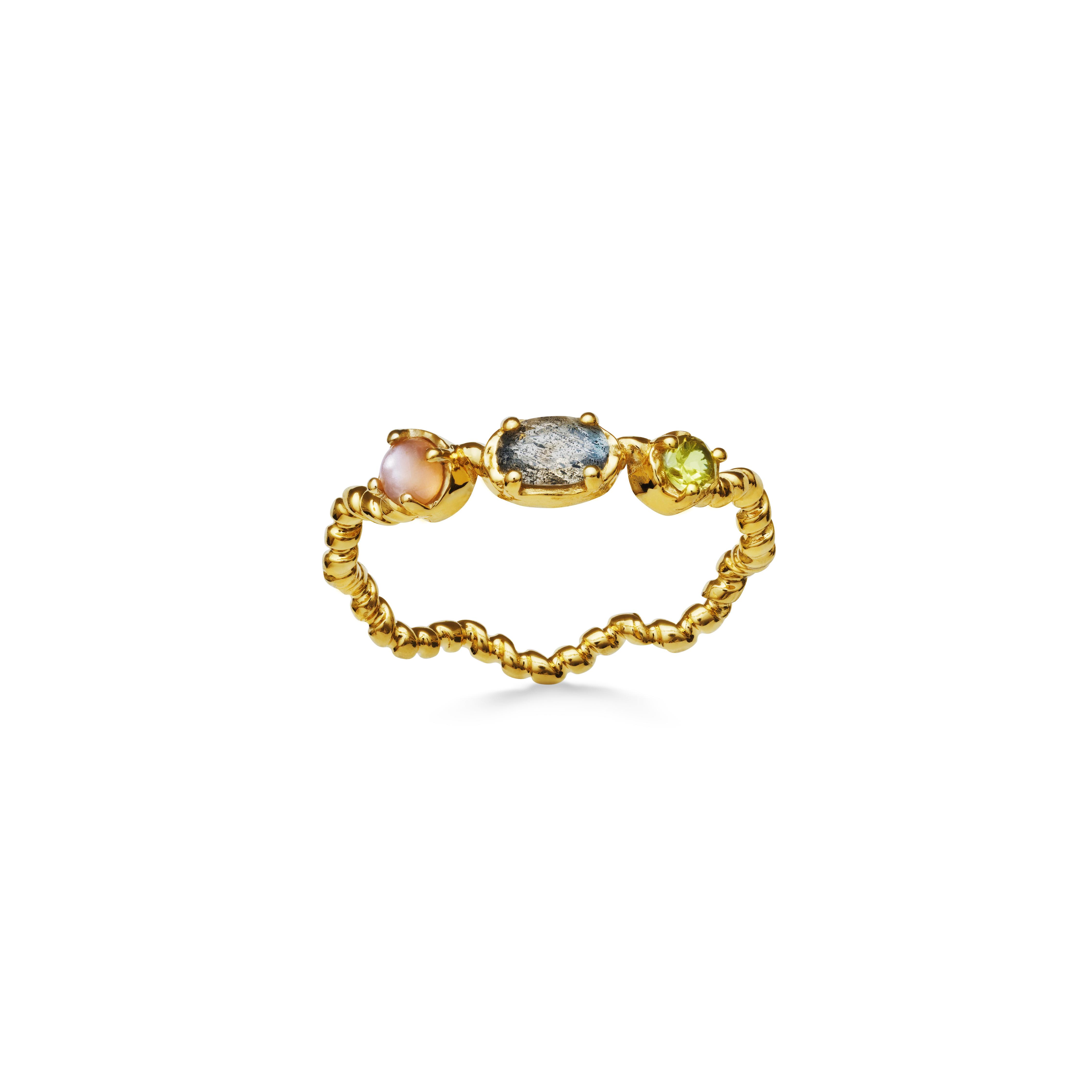 Maanesten Solange ring