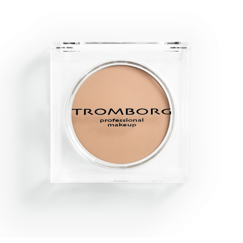Tromborg Mineral Pressed powder, no 2