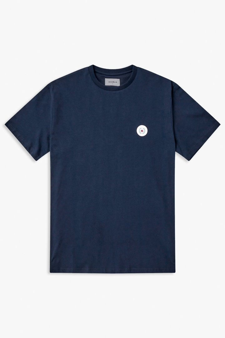 Woodbird Our Jarvis Patch t-shirt