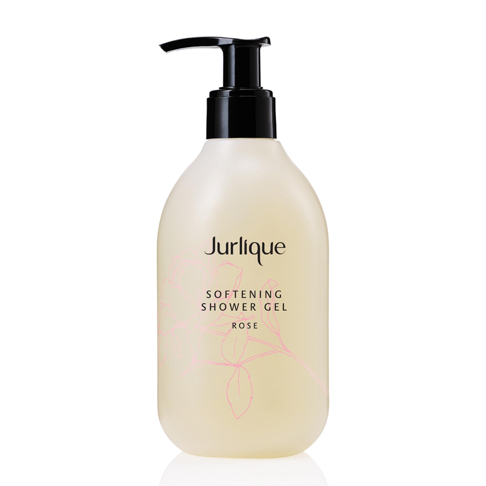 Jurlique Softening Rose Shower Gel, 300 ml