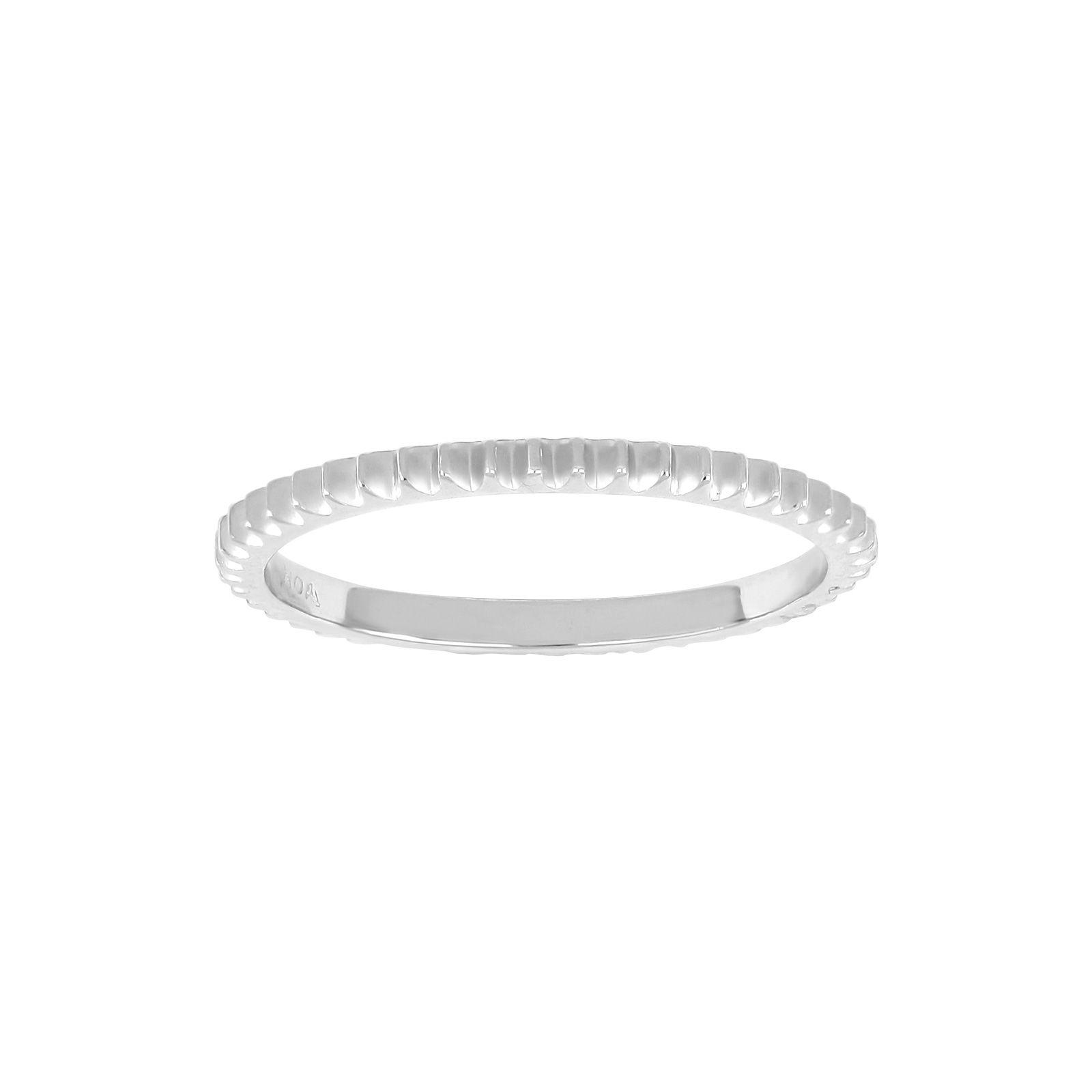 Nordahl 125 324 ring, sølv, 50