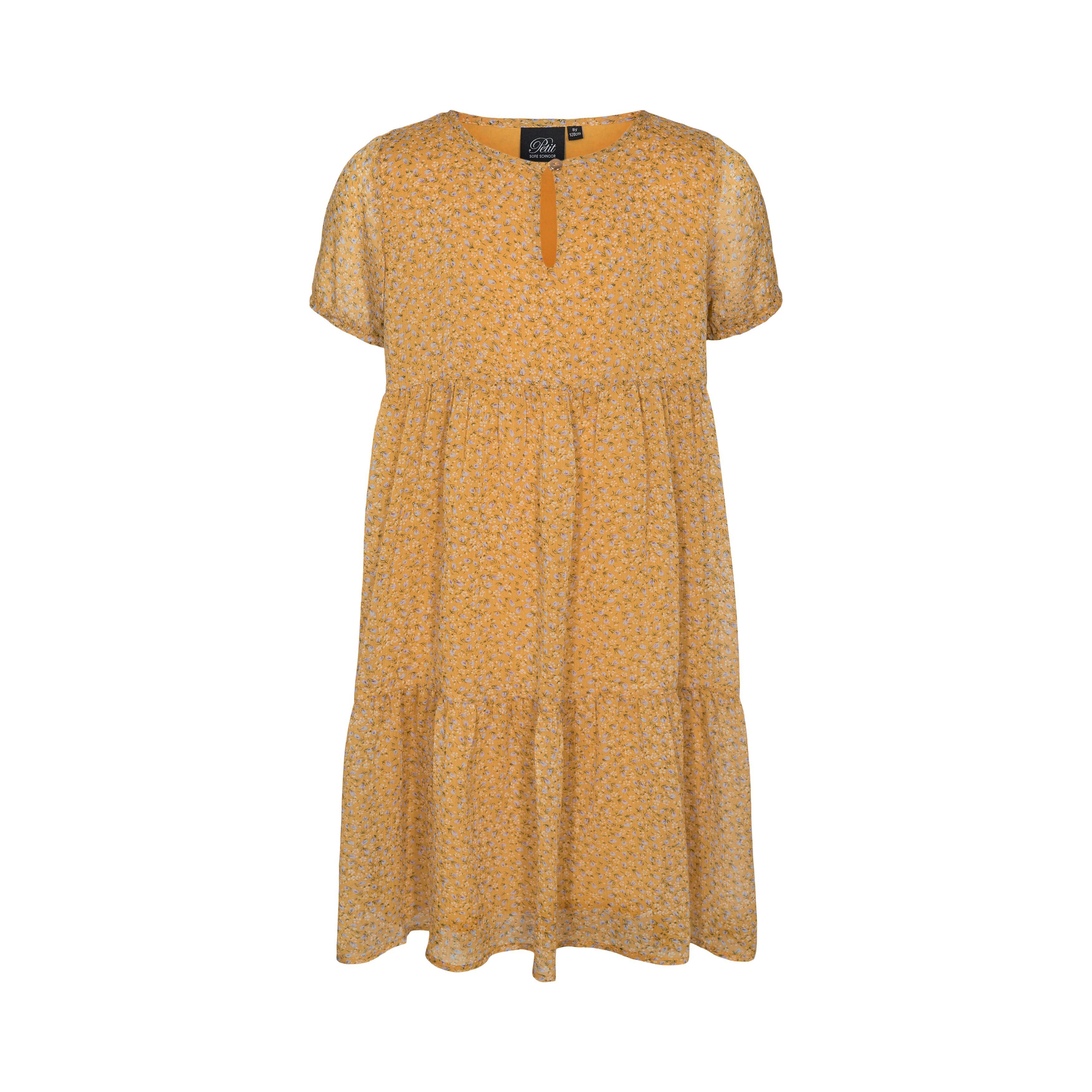 Petit by Sofie Schnoor Izma kjole , yellow, 104