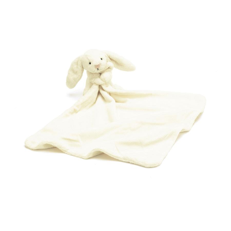 Jellycat, Kanin nusseklud, 33 cm, hvid