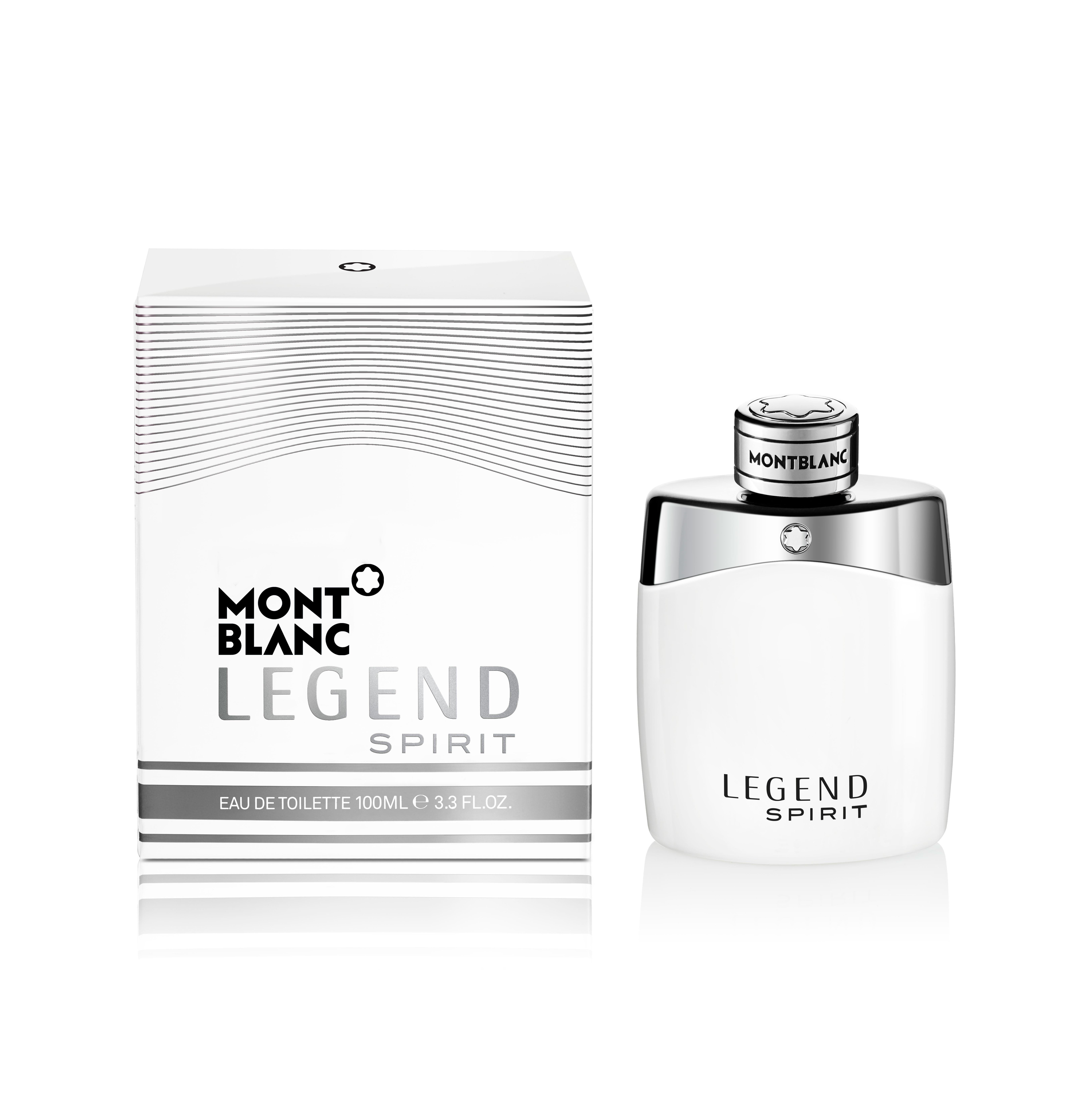 Mont Blanc Legend Spirit EDT, 100 ml