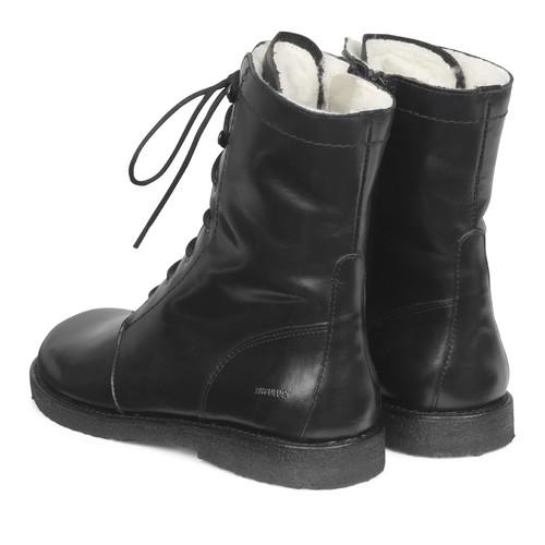 Angulus 7456-201 støvle, sort, 38.5