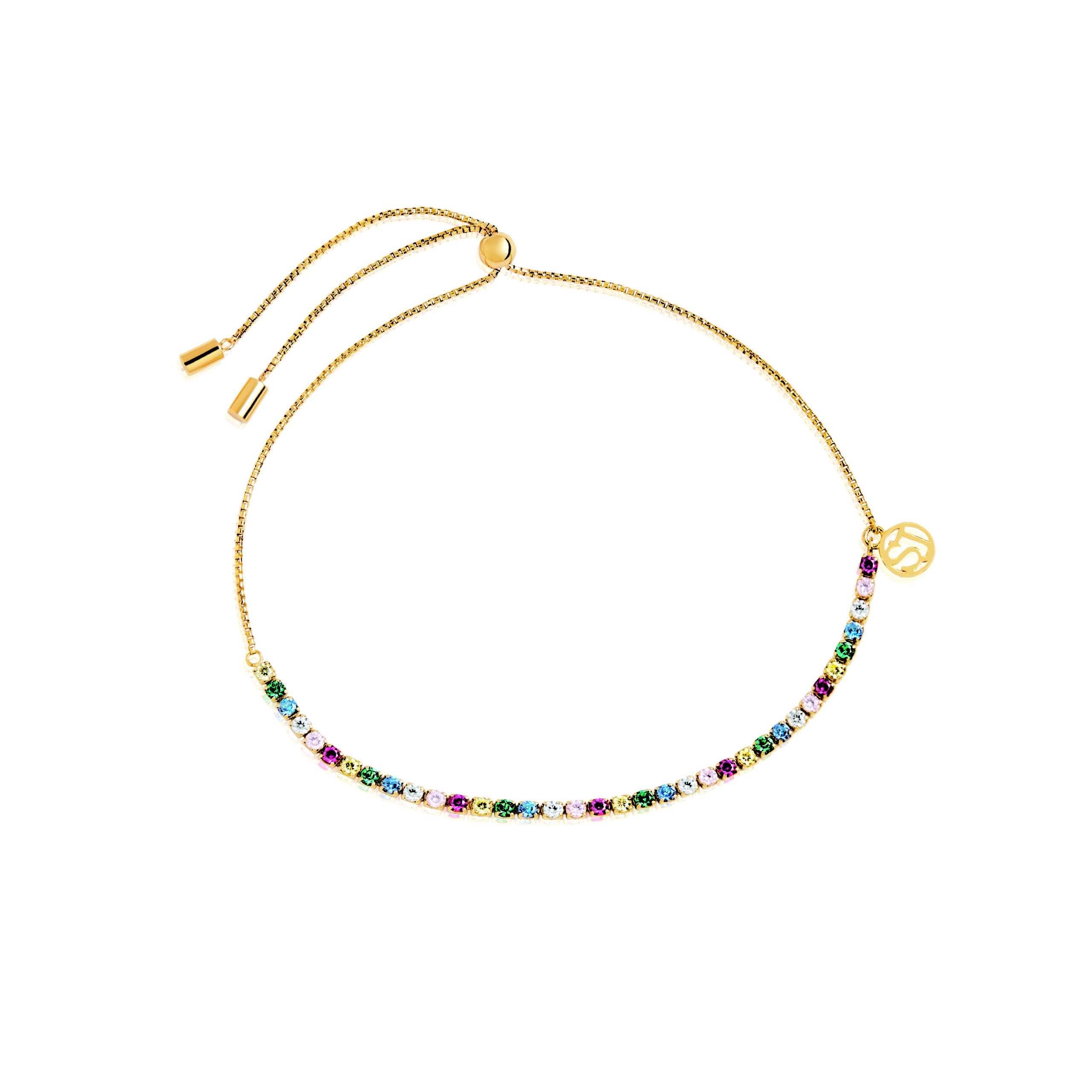Sif Jakobs Jewellery Ellera Tennis armbånd
