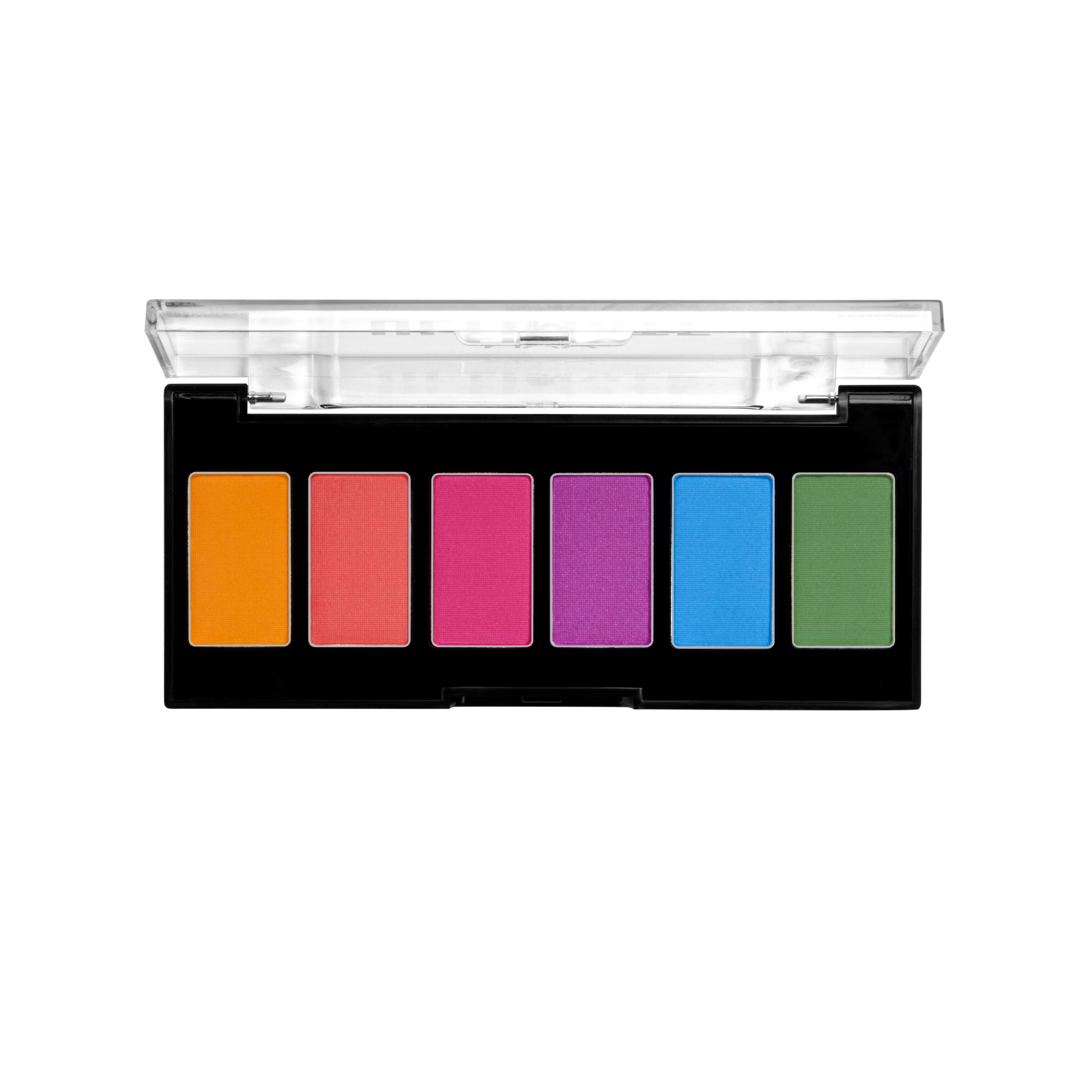 NYX Professional Makeup Ultimate Edit Petite Shadow Palette, brights