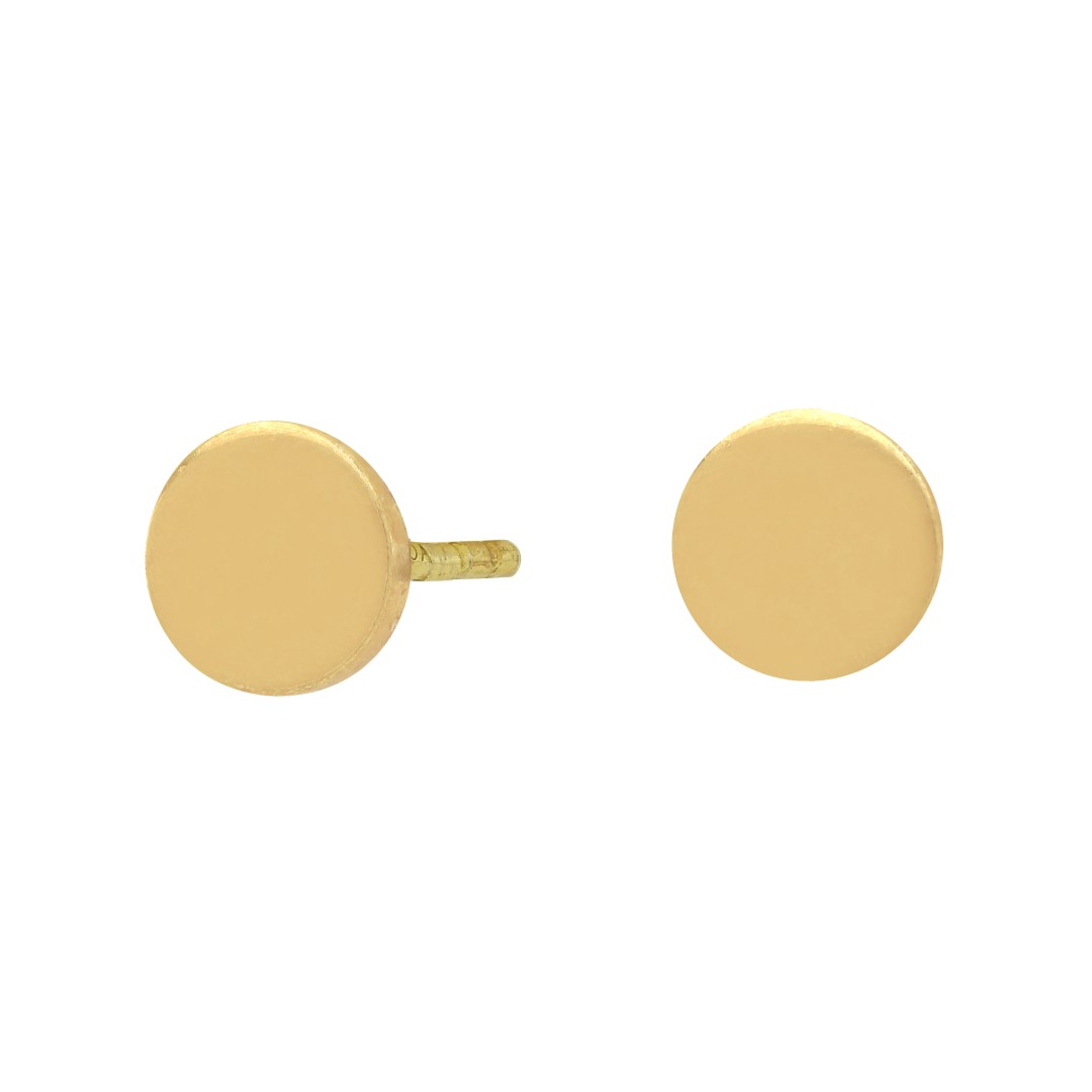 Nordahl 325 508 øreringe, guld