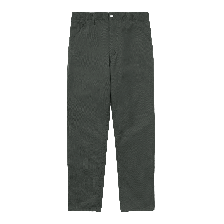 Carhartt Simple bukser, slate, 34/32