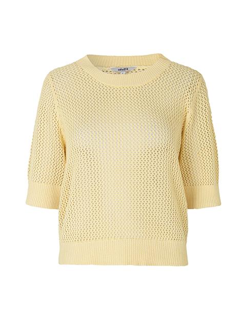 mbyM Garrison sweater, sunshine, large