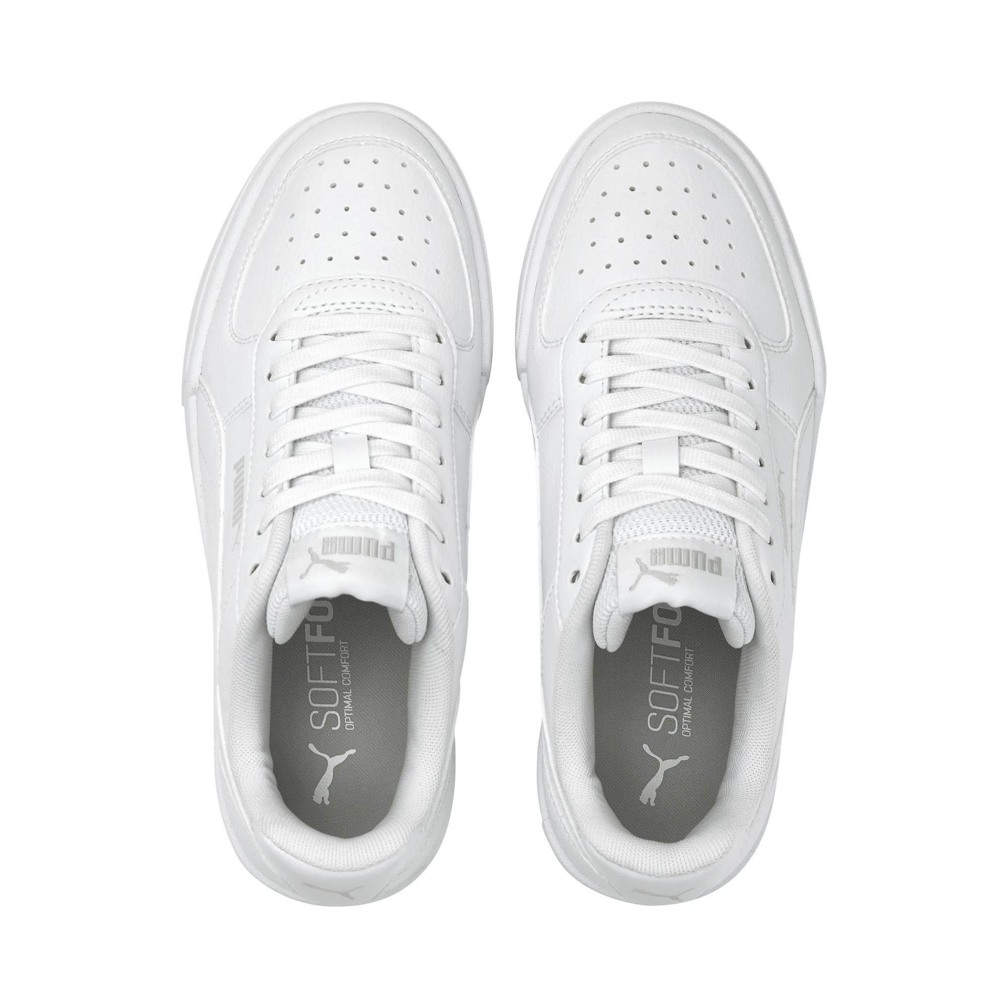Puma Caven Junior Sneakers, Hvid, 37