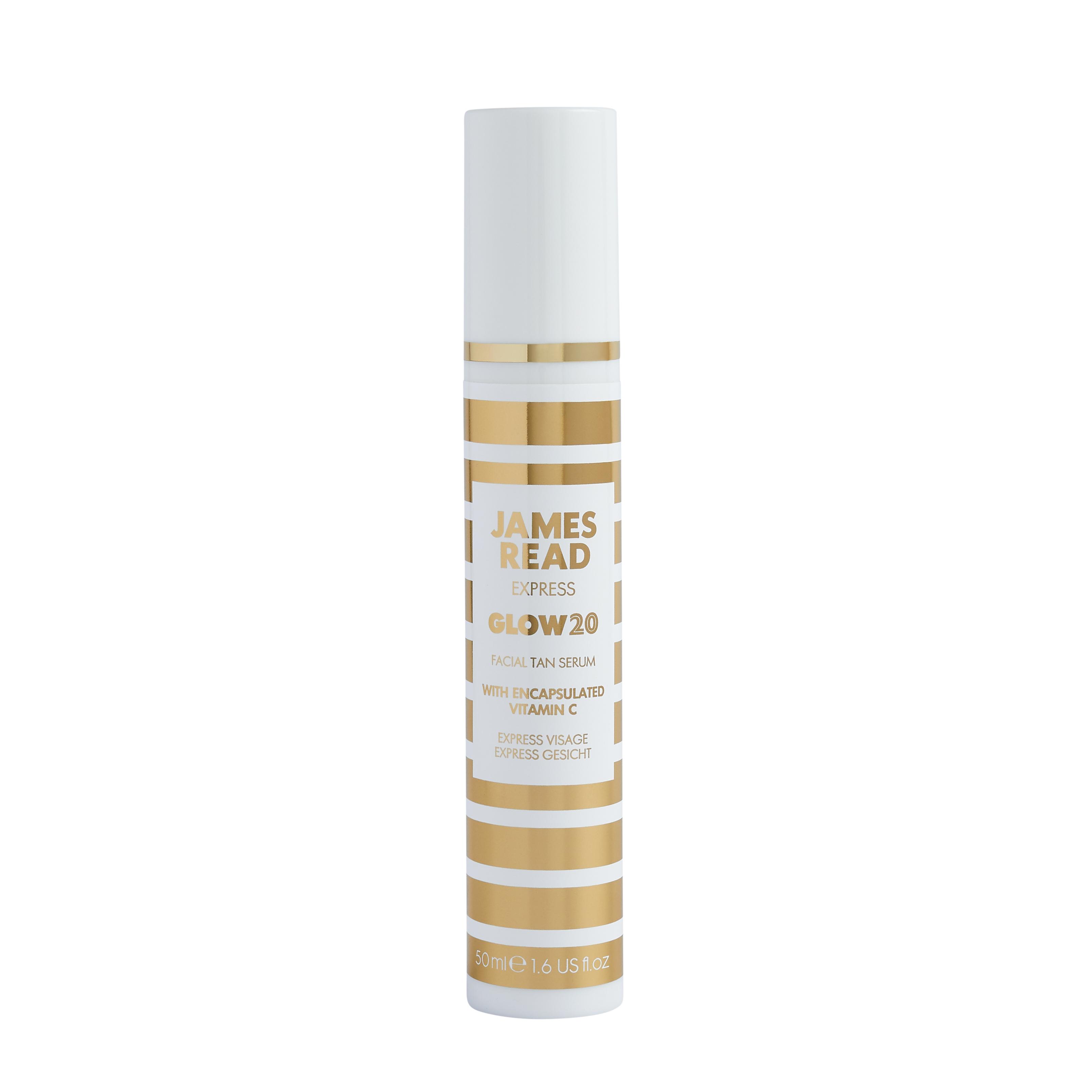 James Read Glow20 Facial Tan Serum, 50 ml