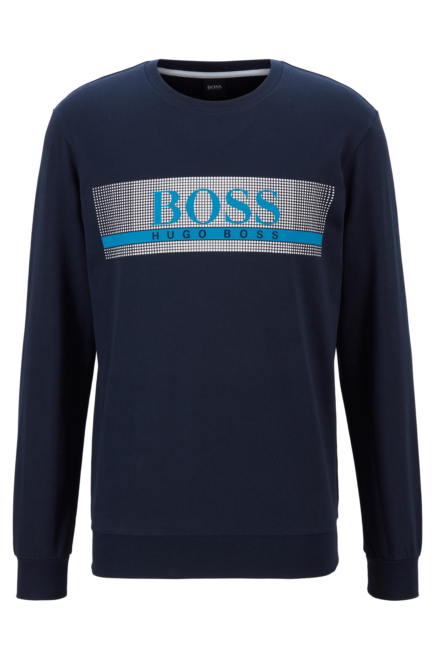 Hugo Boss loungewear sweatshirt