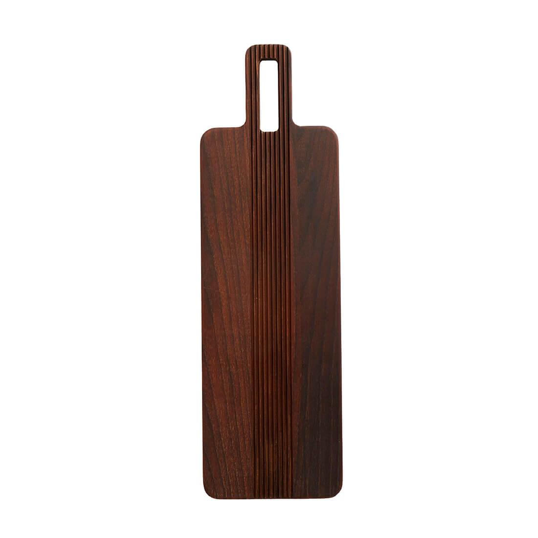 Muubs Yami tapasbræt, brun