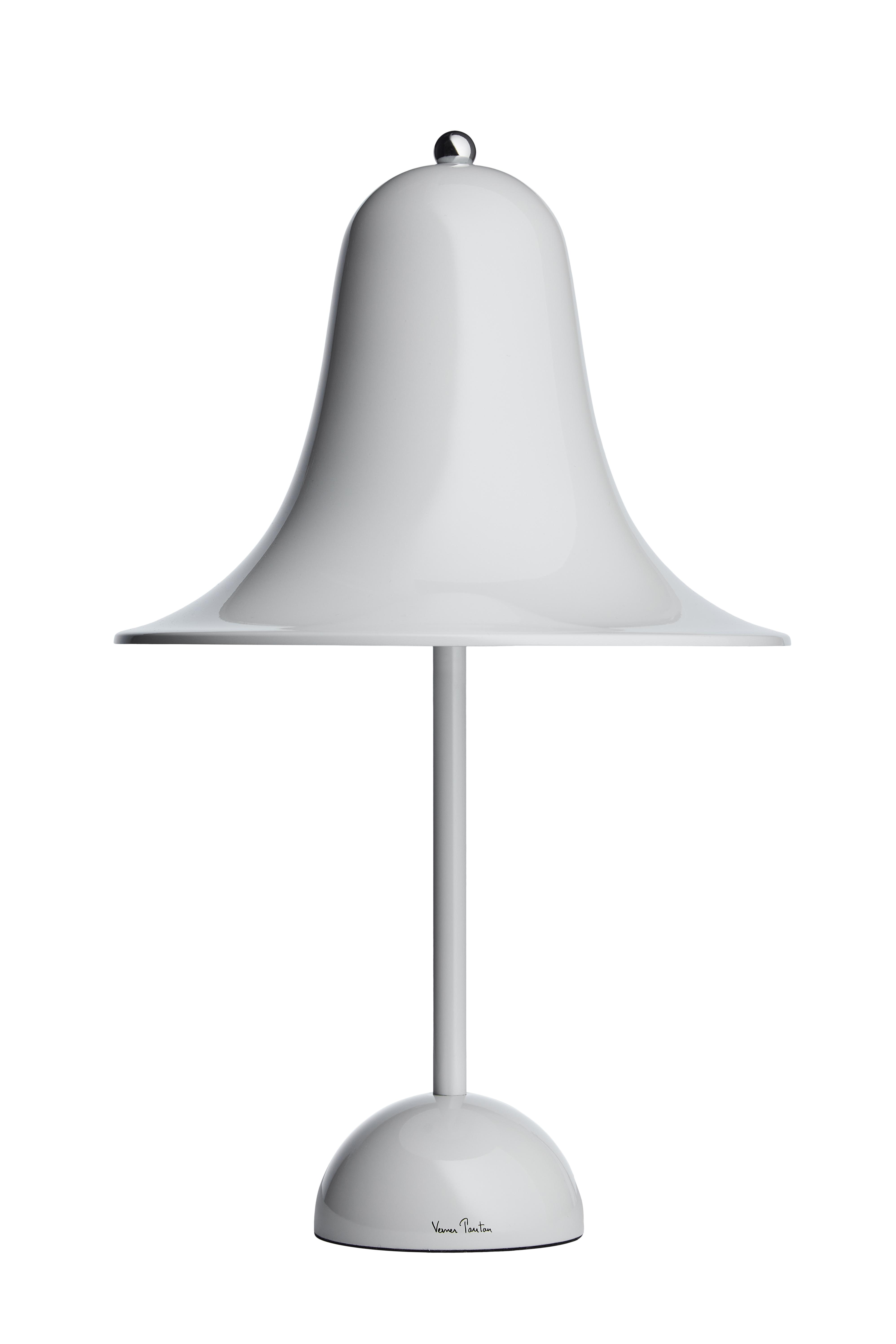 Verner Panton Pantop bordlampe, 23 cm