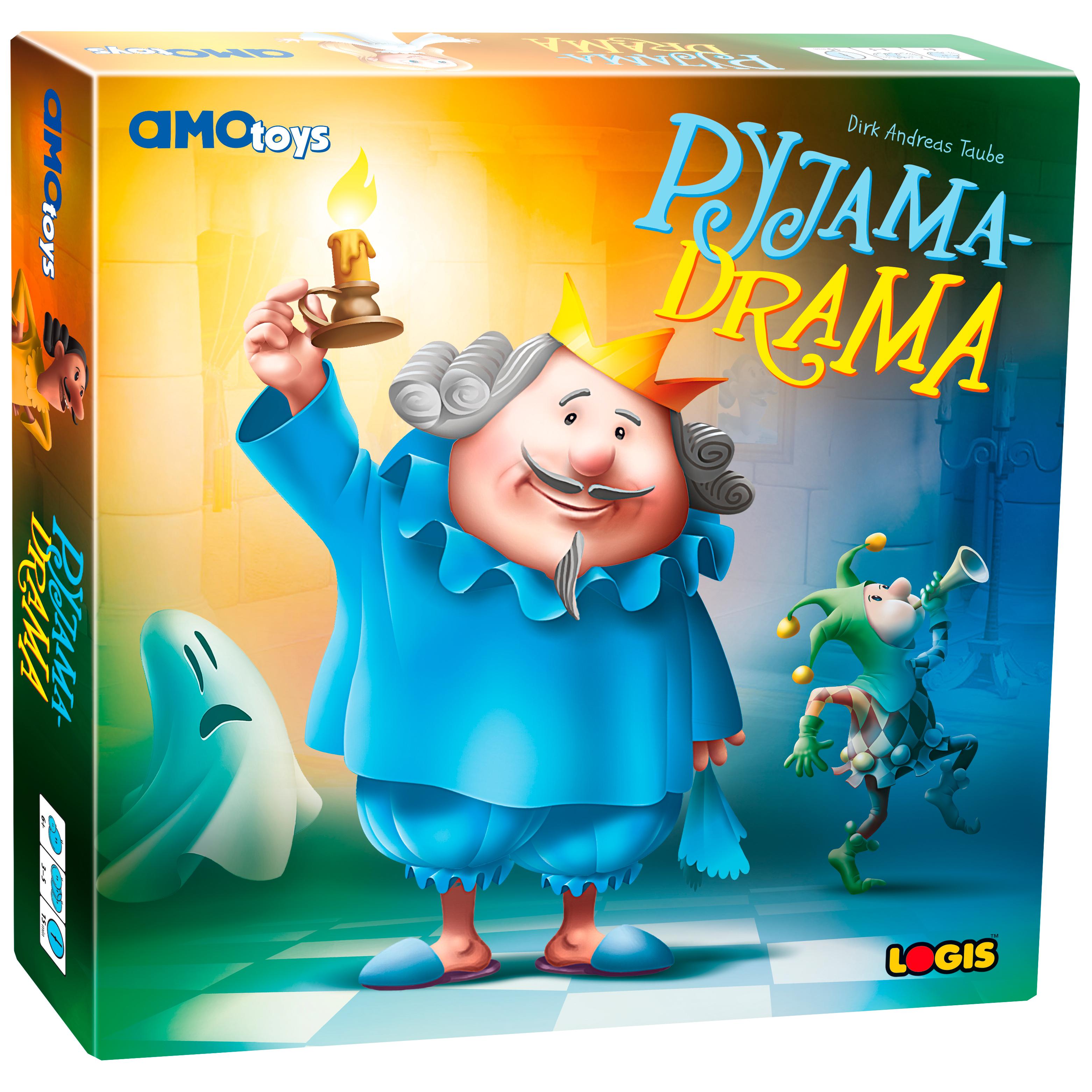 Pyjama-Drama brætspil