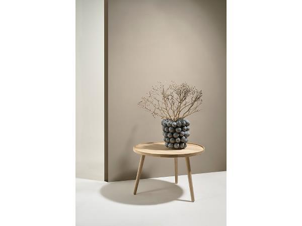 Villa Collection Sofabord, hvid vasket eg