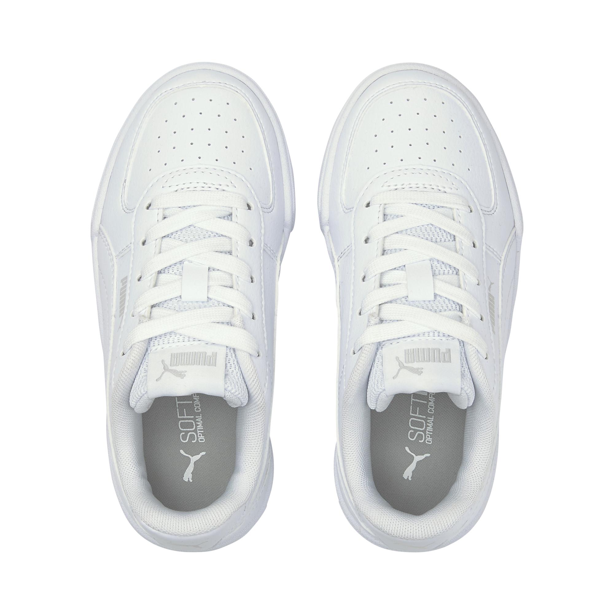 Puma Caven PS Sneakers, Hvid, 32