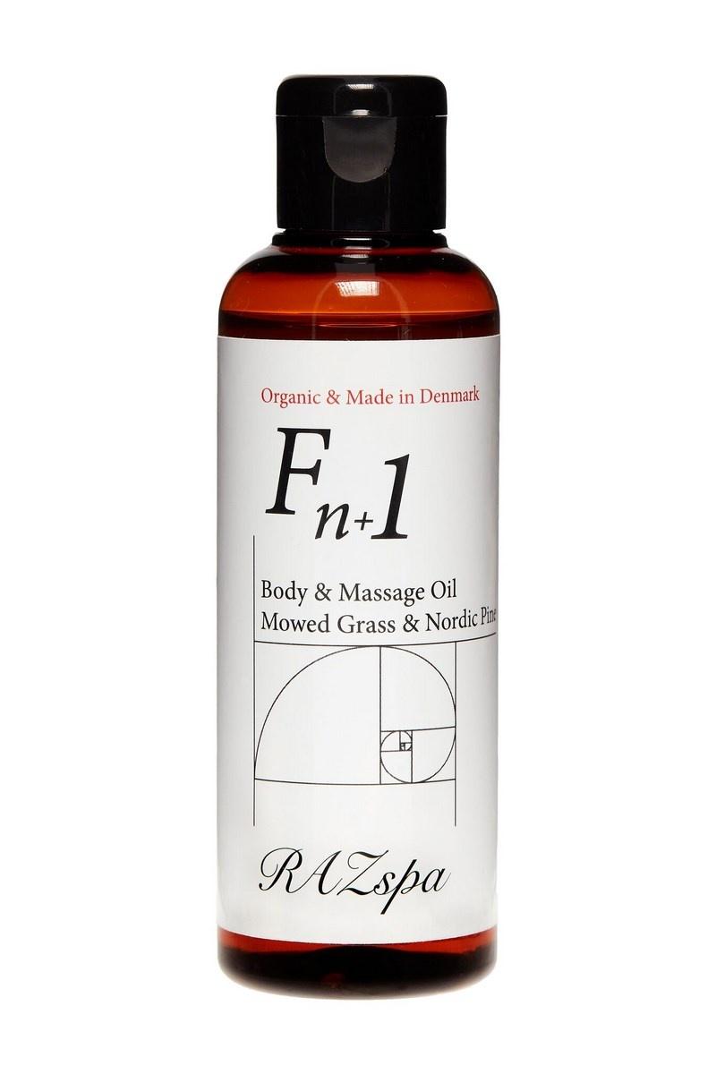 RAZspa Fn+1 Body & Massage Oil, 100 ml