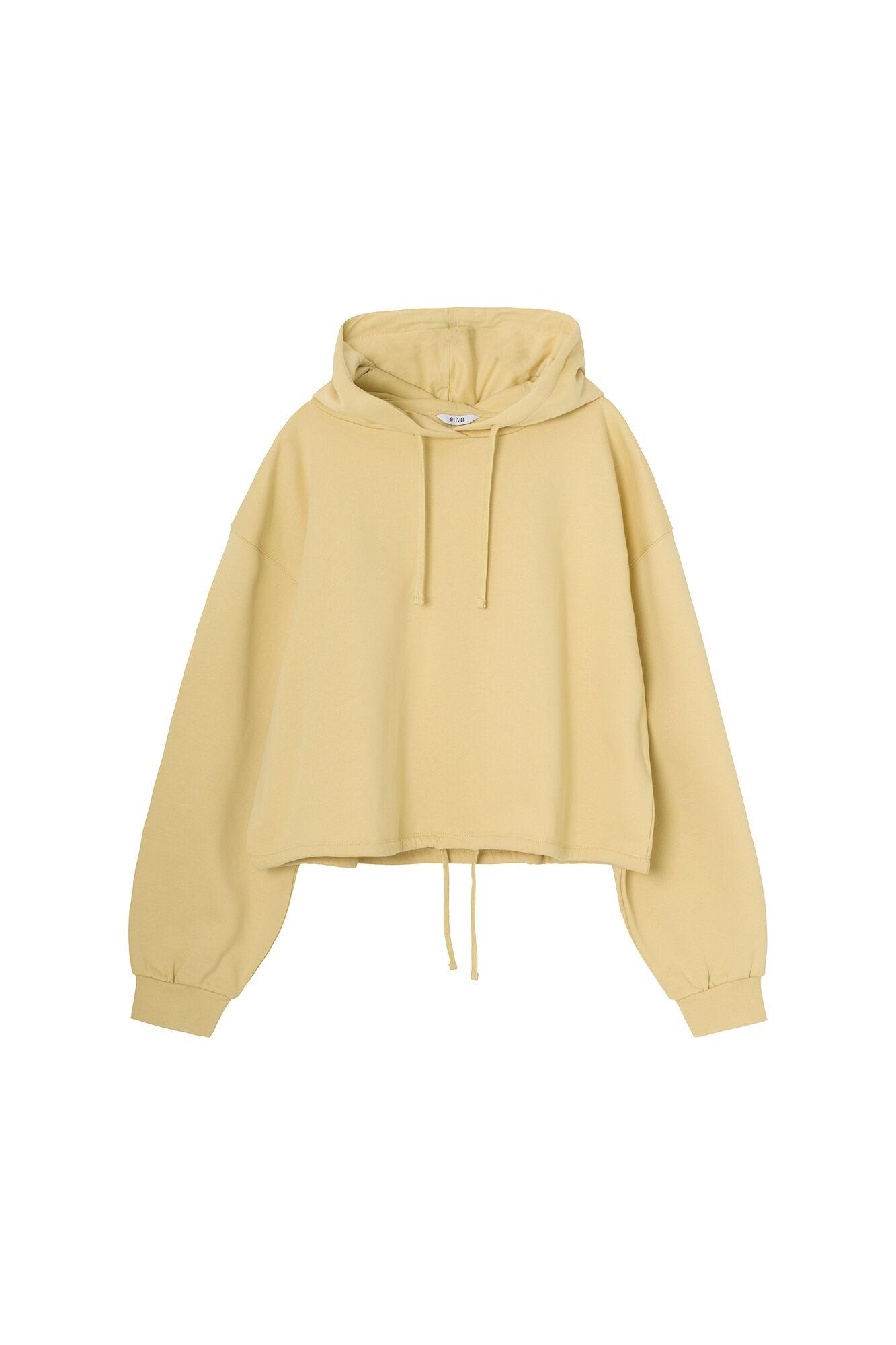 Envii Monroe LS sweatshirt, straw, x-large