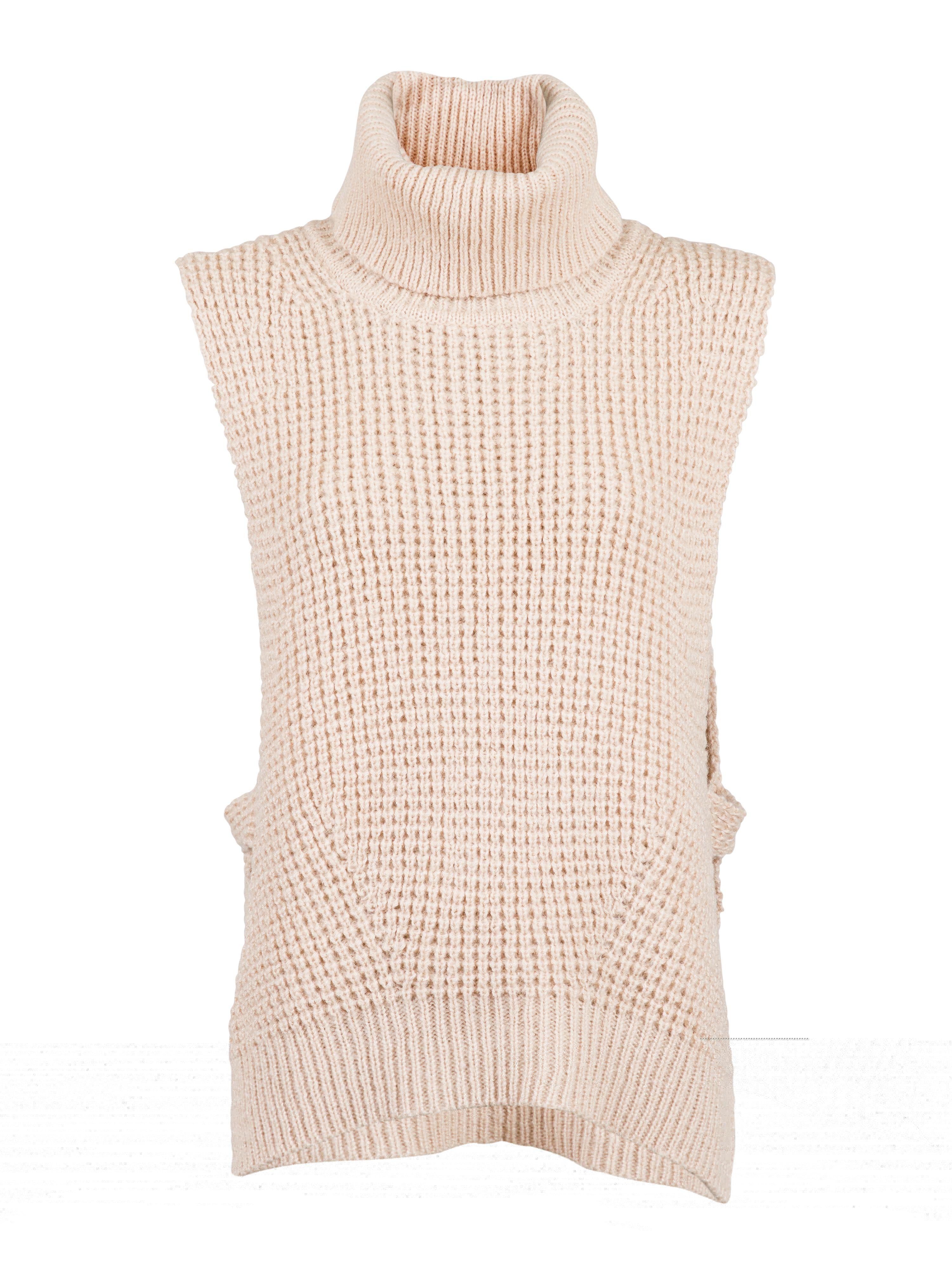 Neo Noir Jamie Knit vest
