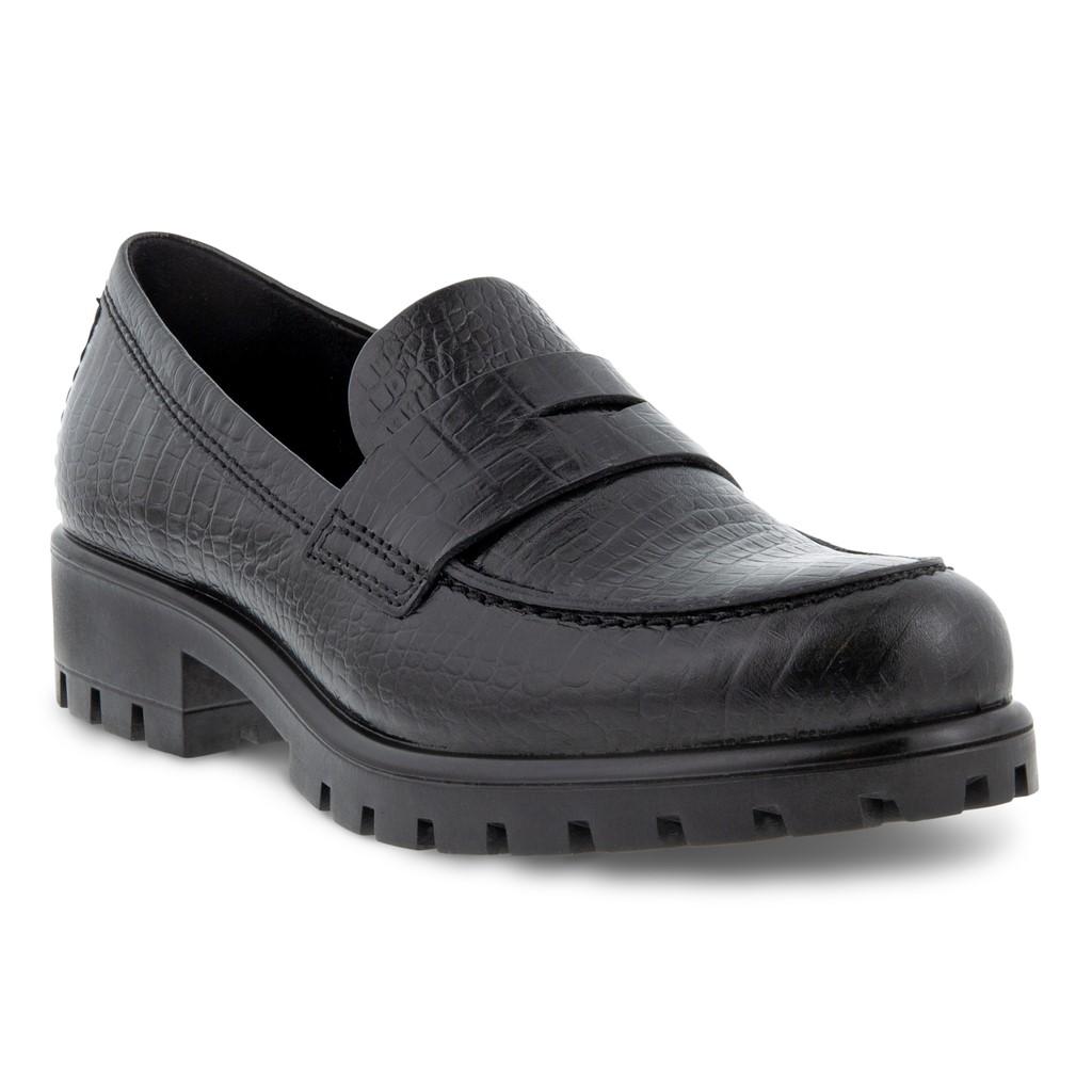 Ecco loafer