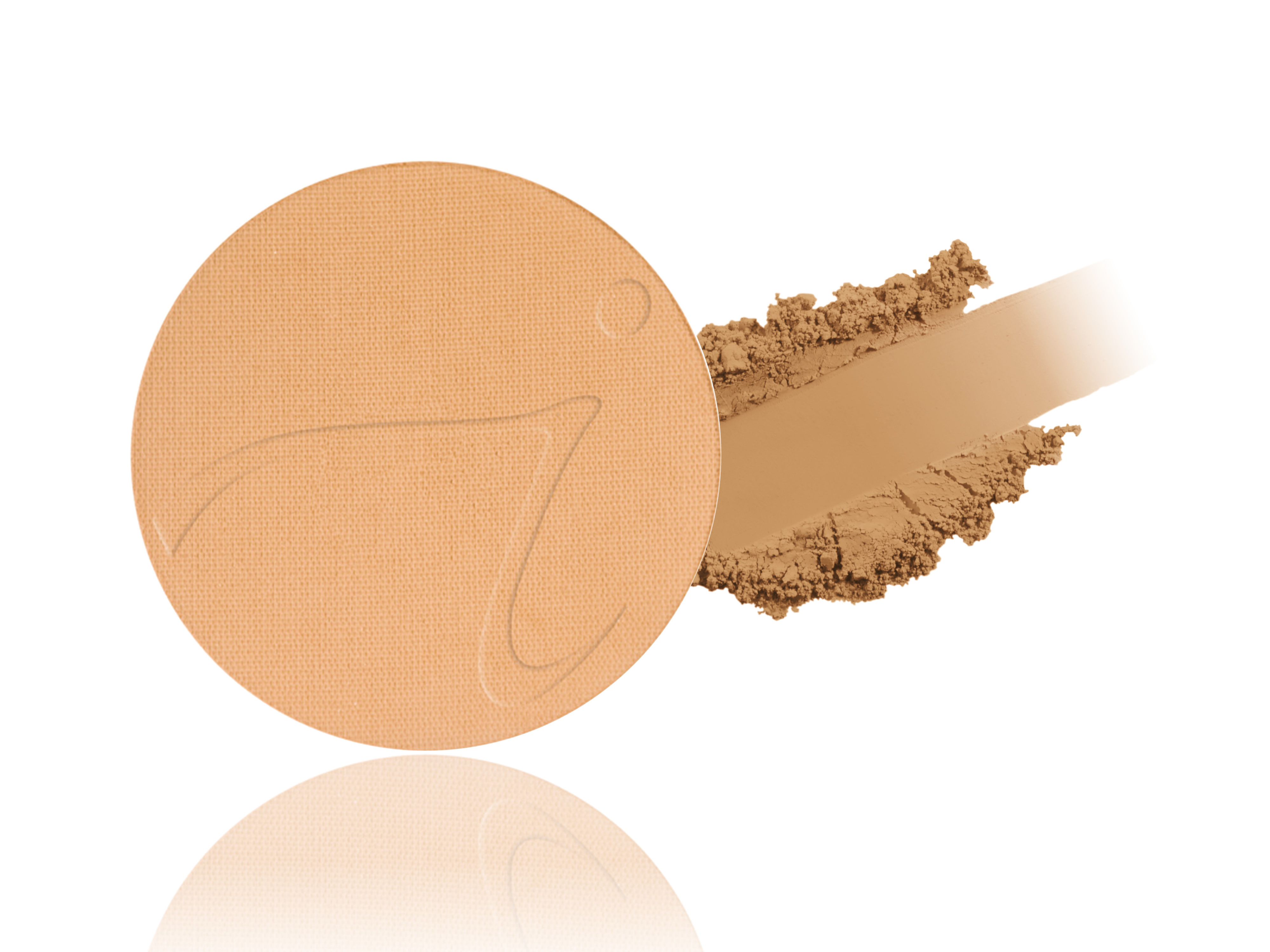 Jane Iredale PurePressed Base Refill, golden tan