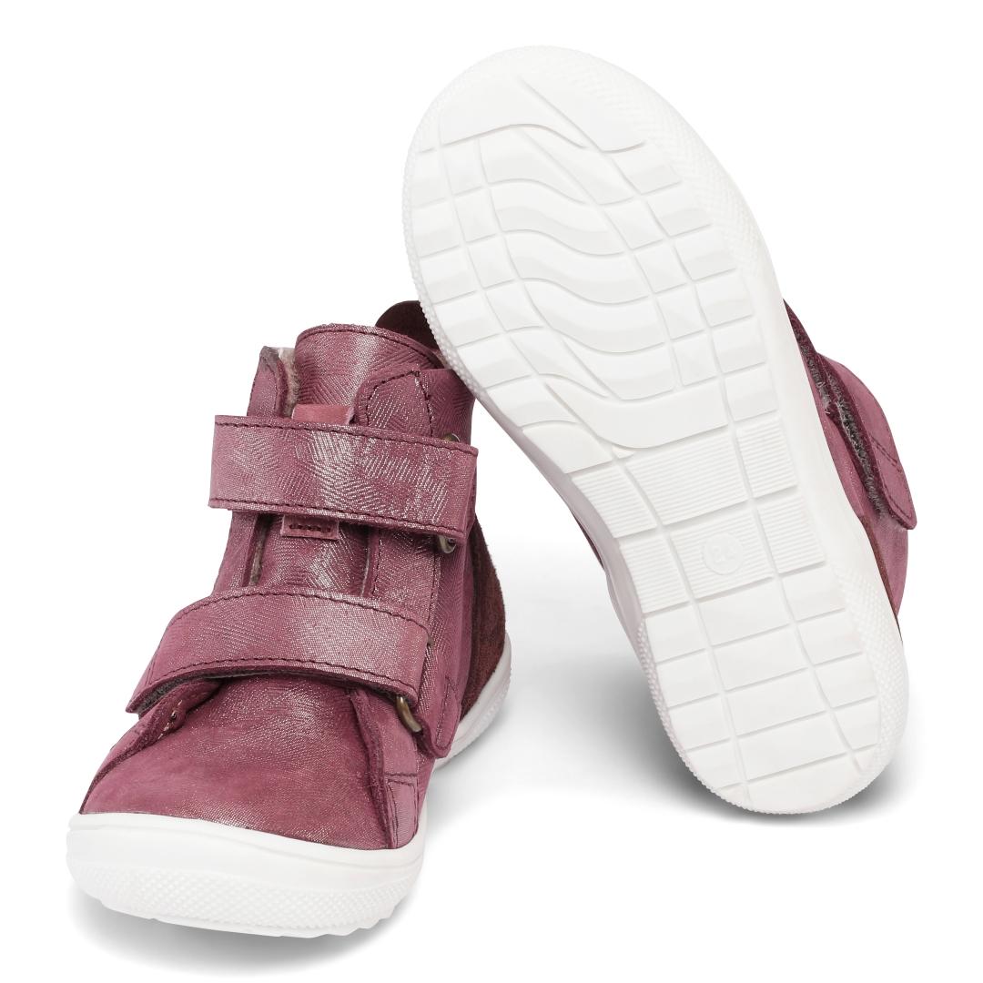 Bundgaard Storm Velcro TEX støvler, rose, 23