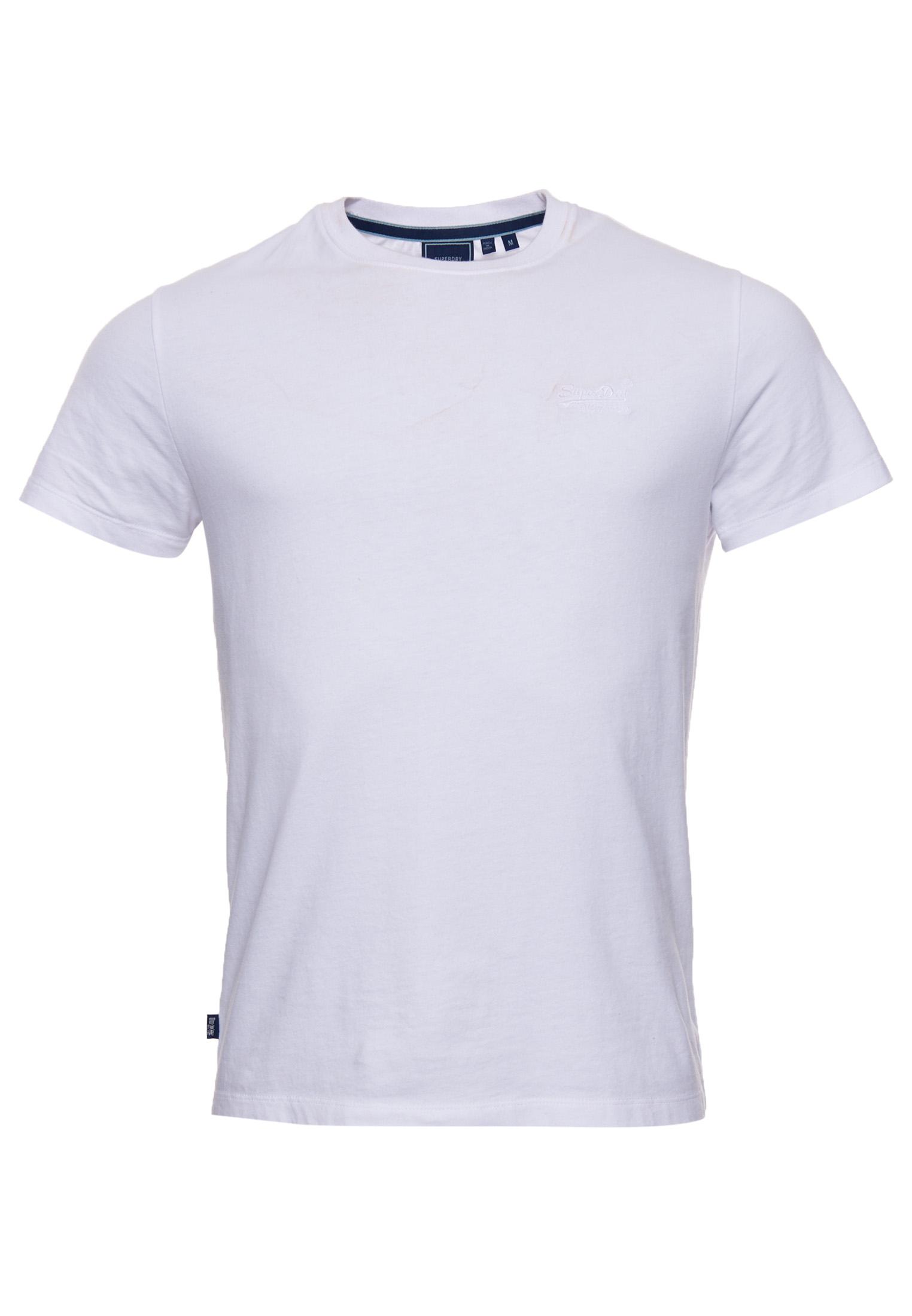 Superdry Original & Vintage Logo T-shirt, Optic, XXL
