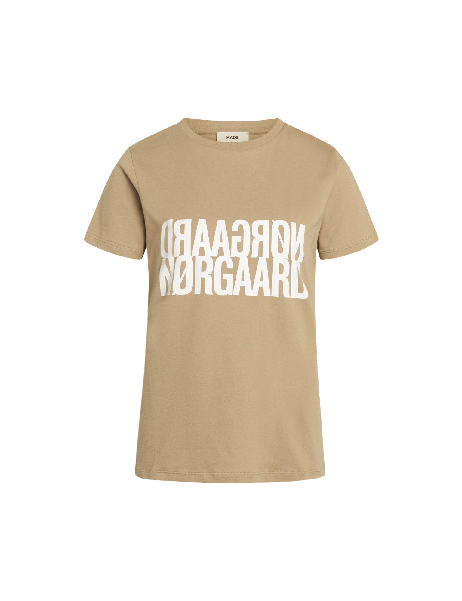 Mads Nørgaard Single Organic Trenda P t-shirt