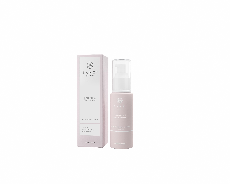 Sanzi Beauty Hydrating Face Serum, 30 ml