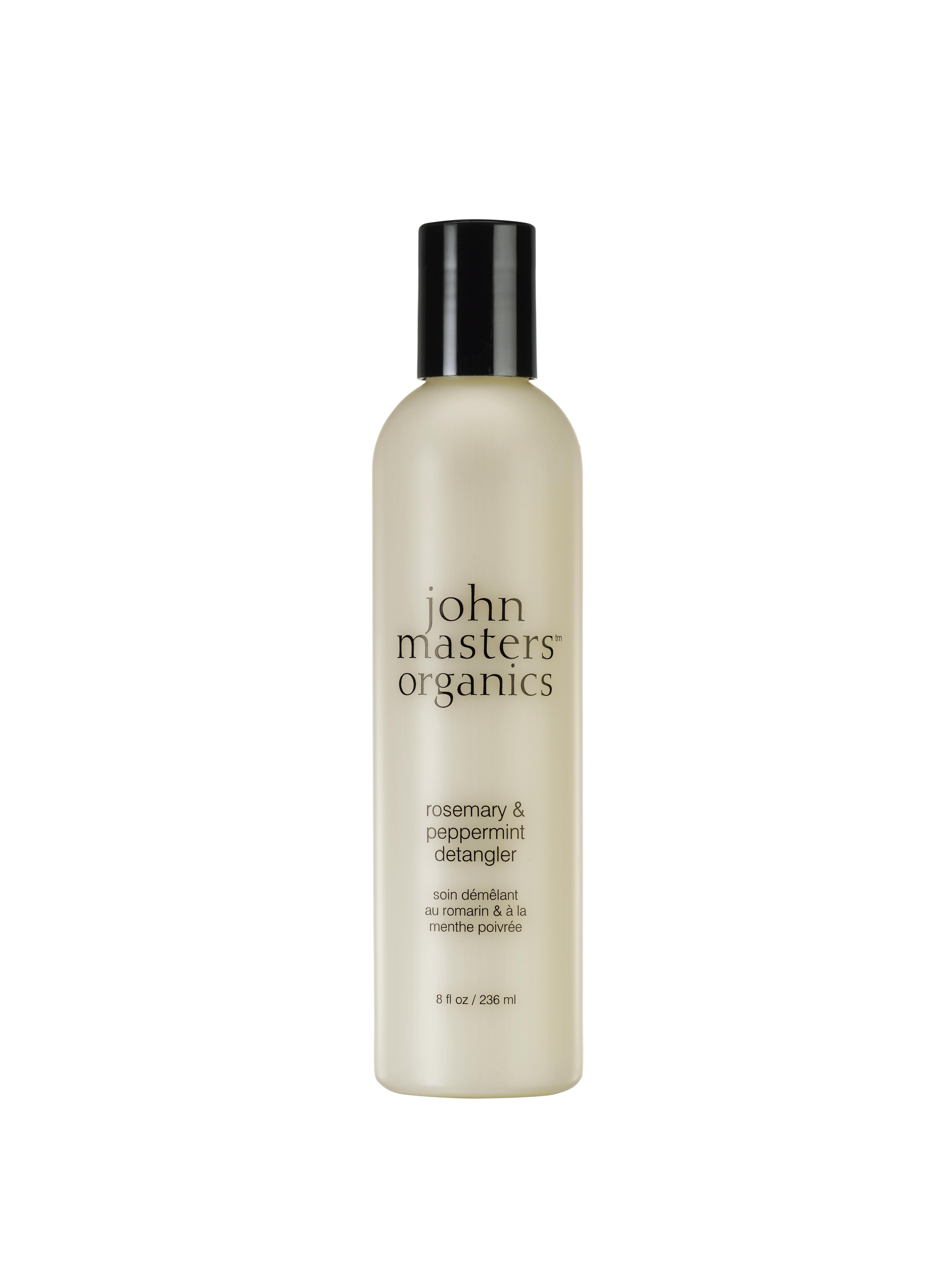 John Masters Organics Rosemary & Peppermint Detangler, 236 ml
