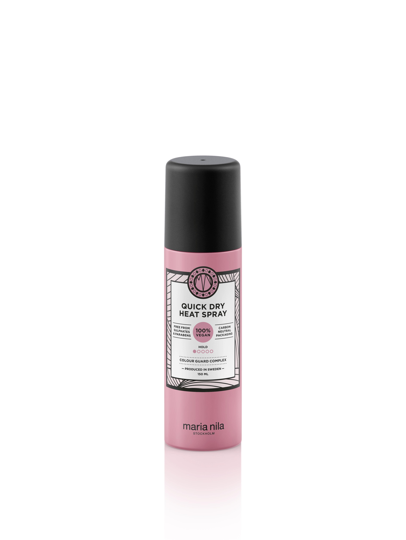 Maria Nila Quick Dry Heat Spray, 150 ml