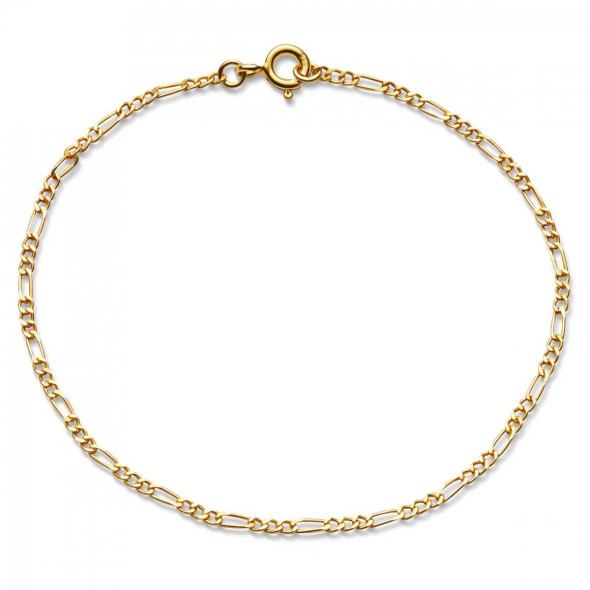 Maanesten Figaros armbånd, guld
