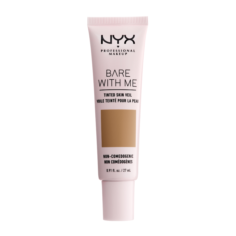 NYX Professional Makeup Bare With Me Skin Veil, golden camel