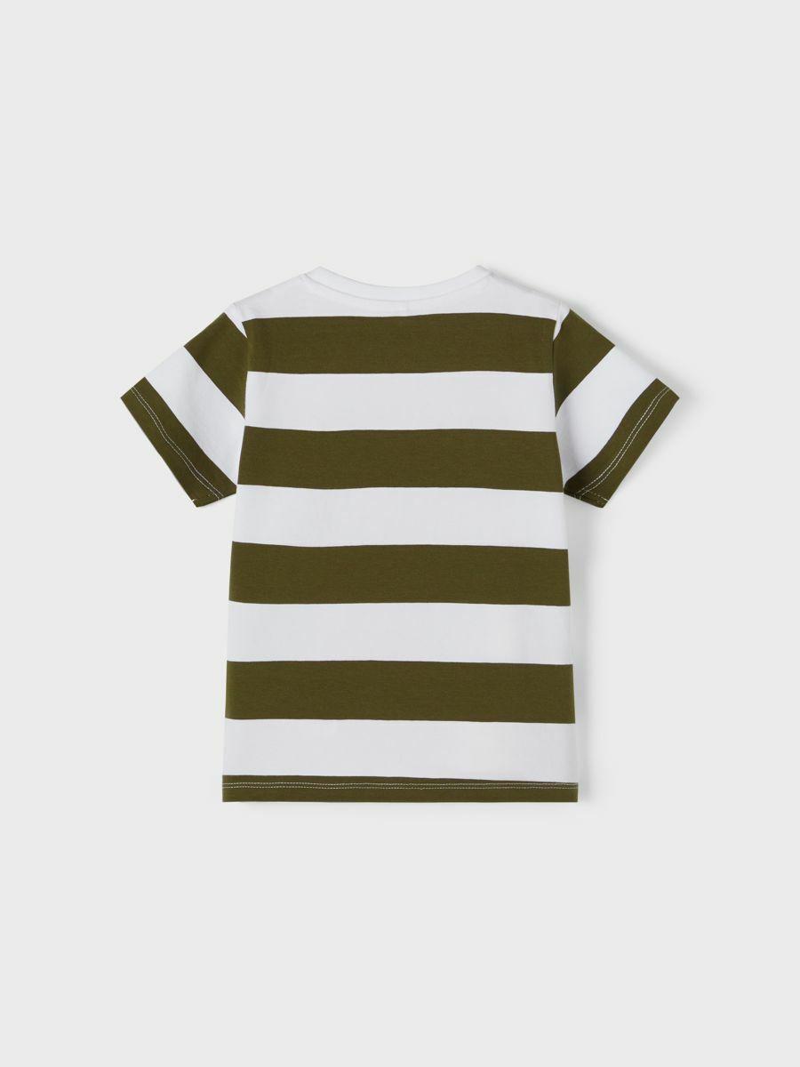 Name It Gurli Gris Wili t-shirt, ivy green, 104