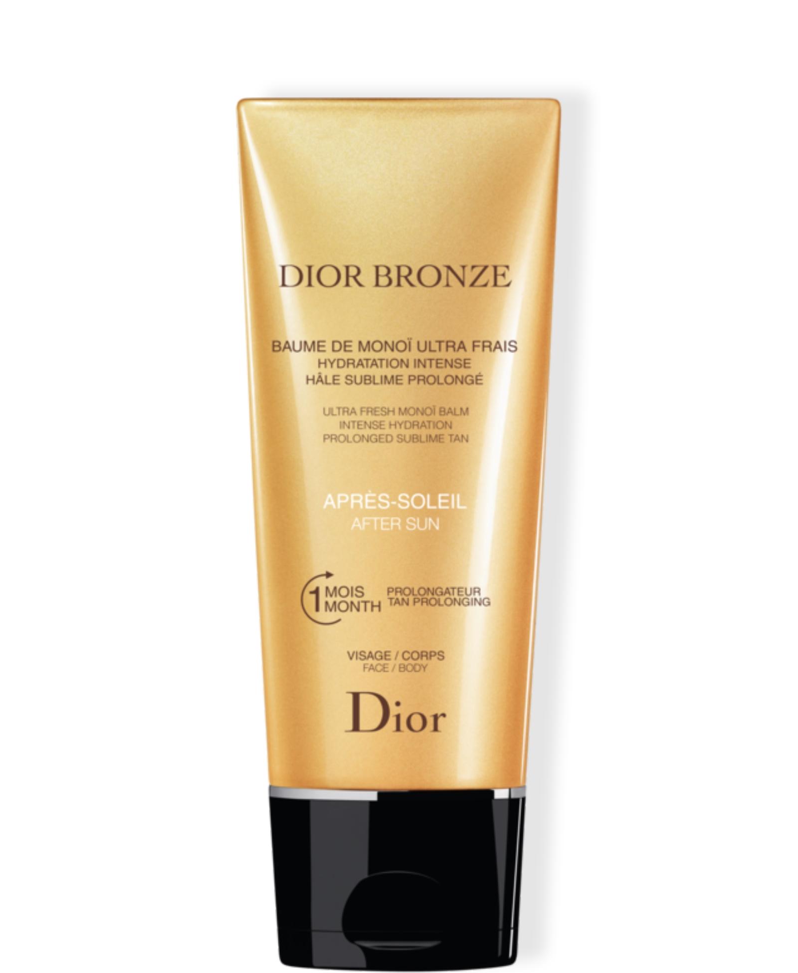 DIOR Bronze Ultra Fresh Monoi After Sun