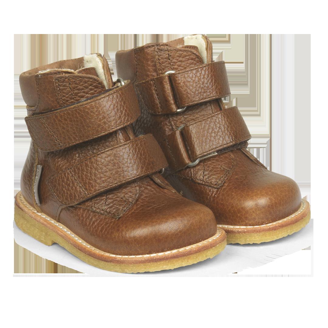 Angulus TEX støvle med rågummisål