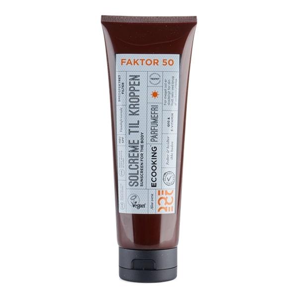 Ecooking Solcreme til kroppen SPF 50, 250 ml