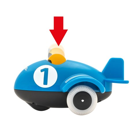 Brio Push & Go Flyvemaskine
