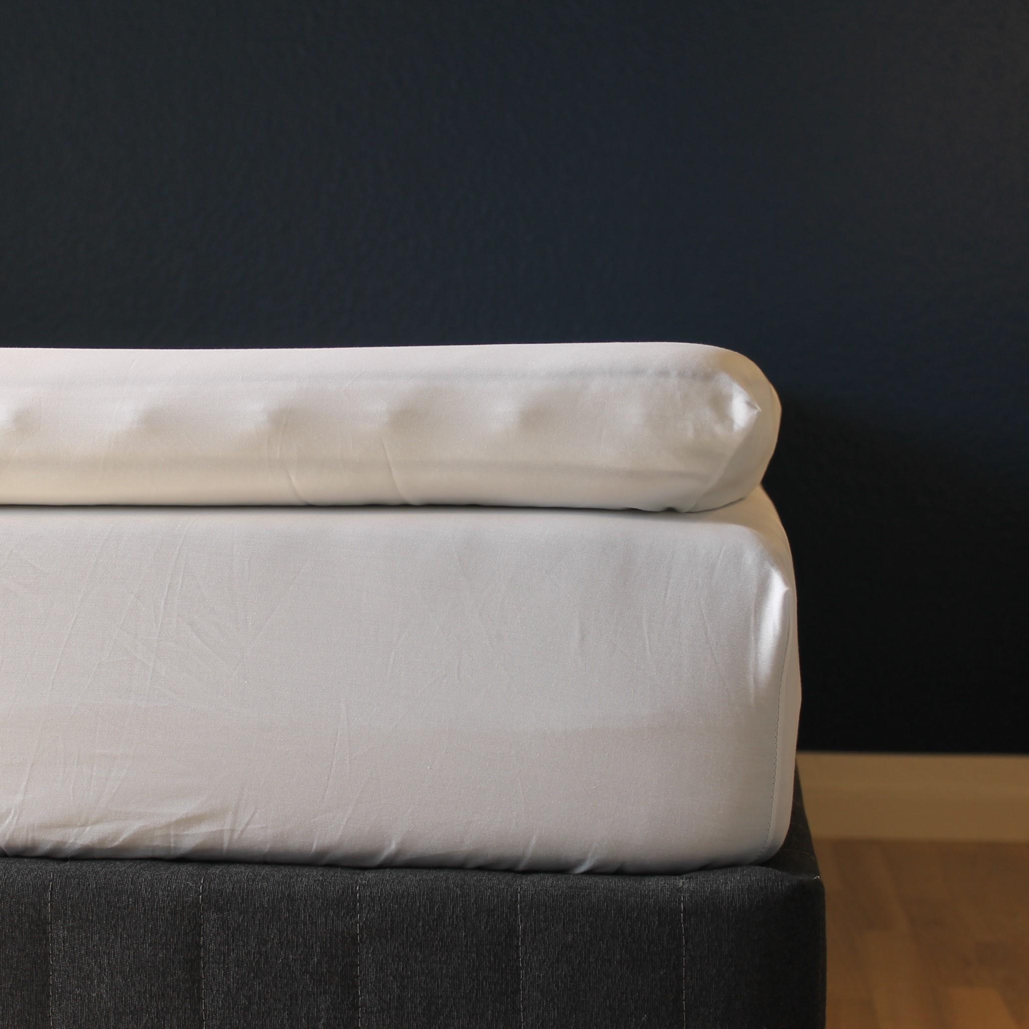 BySkagen kuvertlagen, 90x200 cm, hvid