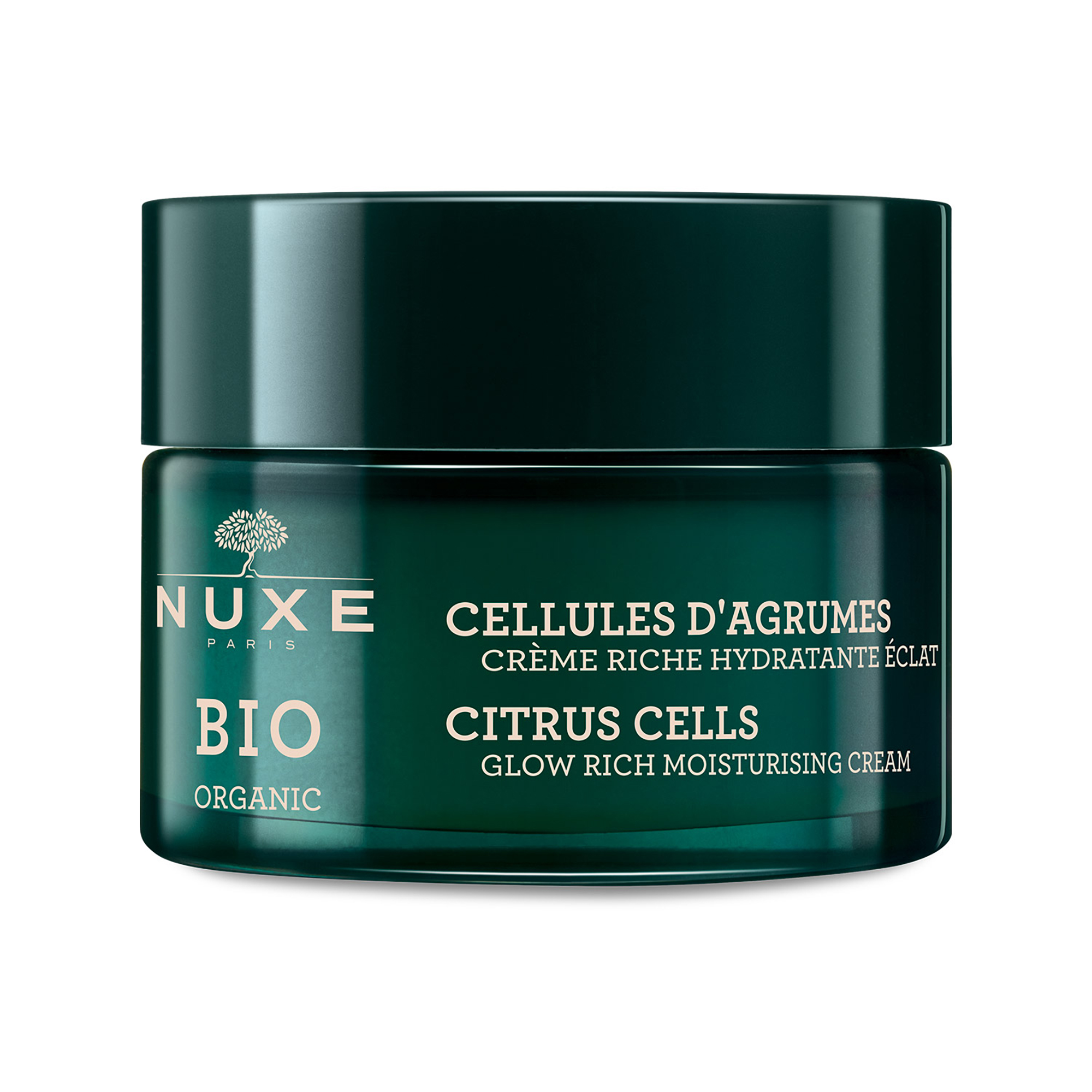 Nuxe Glow Rich Moisturising Cream, 50 ml